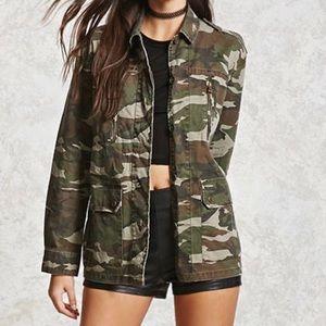 Camo tender lovin' jacket